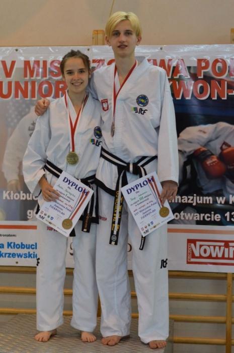 Mistrzostwa Polski Juniorów w Kłobucku