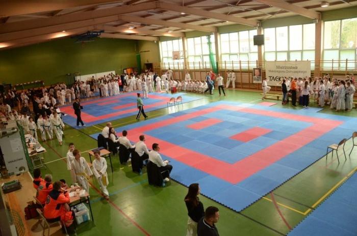 Międzywojewódzkie Mistrzostwa Taekwon-do - Lubin 2016