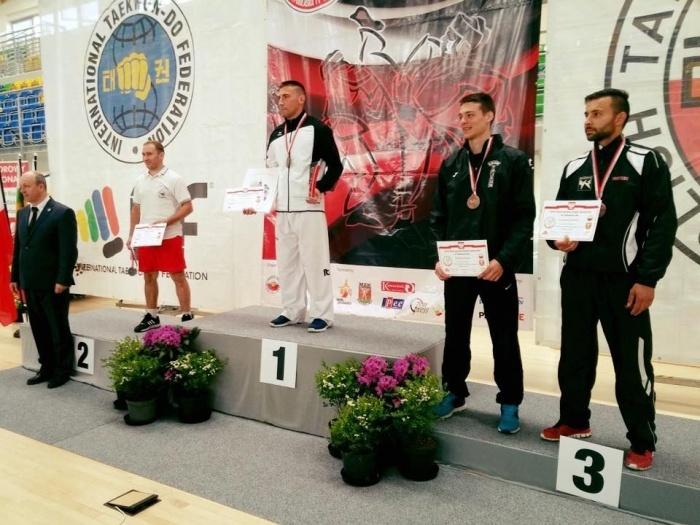 Mistrzostwa Polski Seniorów w Białej Podlaskiej